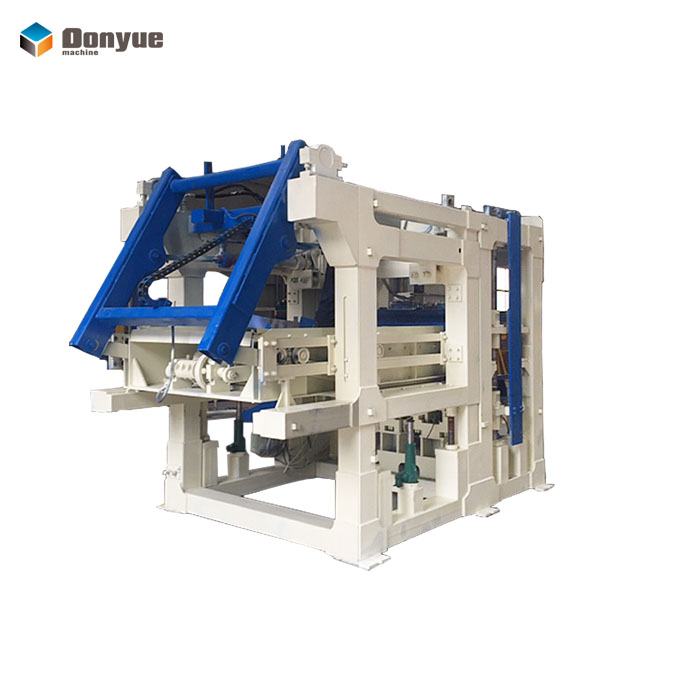QT10-15 fully automatic brick making machine