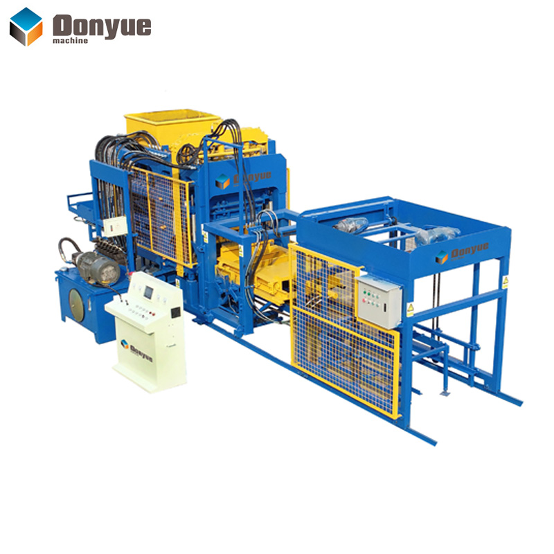 QT6A-15 brick production line
